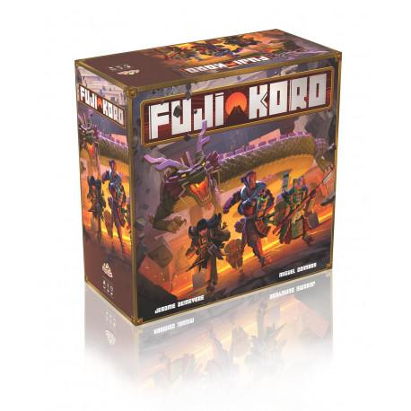 Boîte du jeu de société Fuji Koro