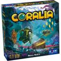 Boîte du jeu de société Coralia