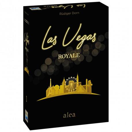 Boîte du jeu de société Las Vegas Royale
