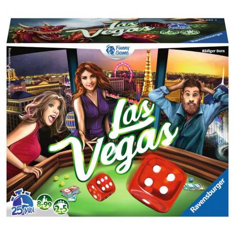 Boîte du jeu de société Las Vegas version Funny Game