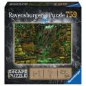 Boîte du jeu de société Escape puzzle - Temple Ankor Wat