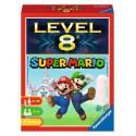 Boîte du jeu de société Super Mario Level 8