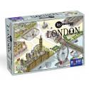 Boîte du jeu de société Key to the City - London