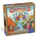 Boîte du jeu de société Rajas of the Ganges - Dice Charmers