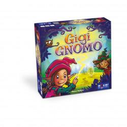 Boîte du jeu de société Gigi Gnomo