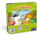 Boîte du jeu de société Leolino