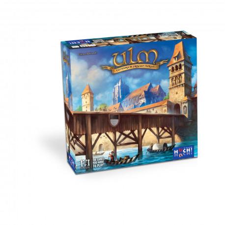 Ulm la boite du jeu