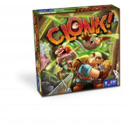 Boîte du jeu de société Clonk