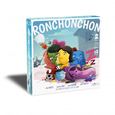 Boîte du jeu de société Ronchonchon