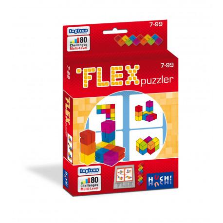 Boîte du jeu de société Flex Puzzler