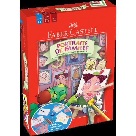 Boîte du jeu de société Portraits de Famille
