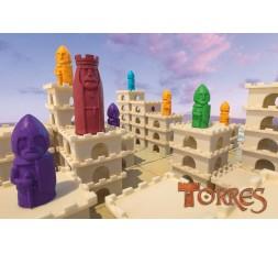 Boite de jeu Torres