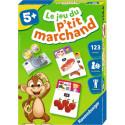 Boîte du jeu de société Le Jeu Du P'tit Marchand