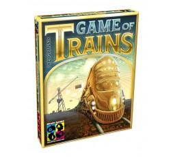 Boîte du jeu de société Game of Trains