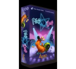 Boîte du jeu de société Flip Hop