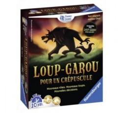 Boîte du jeu de société Loup Garou pour un Crepuscule