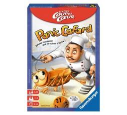 Boîte du jeu de société Panic Cafard Version coup de coeur