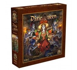 Boîte du jeu de société Pixie Queen