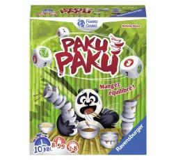 Boîte du jeu de société Paku Paku