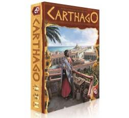 Boîte du jeu de société Carthago