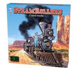 Boîte du jeu de société SteamRollers