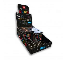 Boîte du jeu de société Punto (Présentoir de 12 unités)