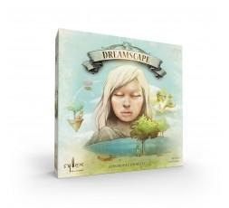 Boîte du jeu de société Dreamscape