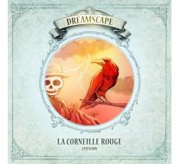 Boîte du jeu de société Dreamscape - La Corneille Rouge
