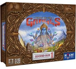 Boîte du jeu de société Rajas of the Ganges - Goodie Box 1