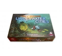 Boîte du jeu de société Underwater Cities - New Discoveries