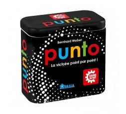 Boîte du jeu de société Punto en blister (carton de 12)