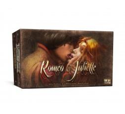 Boîte du jeu de société Roméo & Juliette
