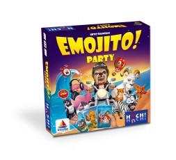 Boîte du jeu de société Emojito Party