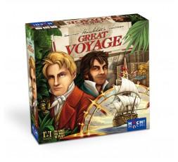 Boîte du jeu de société Humboldt's Great Voyage