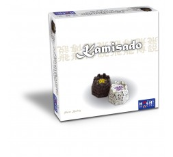 Boîte du jeu de société Kamisado