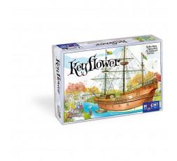 Boîte du jeu de société Keyflower