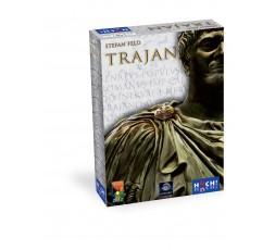 Boîte du jeu de société Trajan