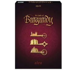 Boîte du jeu de société Les Châteaux de Bourgogne