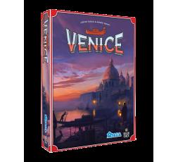 Boîte du jeu de société Venice