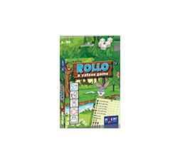 Boîte du jeu de société Rollo