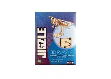 Boîte du jeu de société Jigzle Biplan