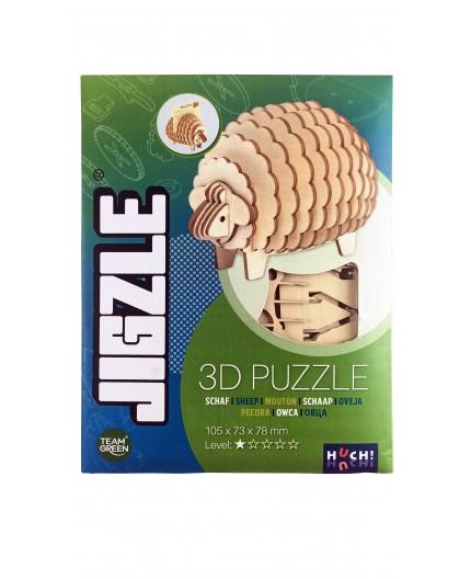 Boîte du jeu de société Jigzle Mouton