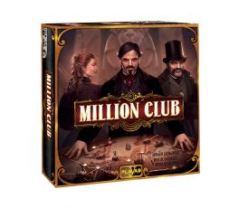 Boîte du jeu de société Million Club