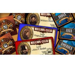 Million Club les personnages