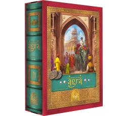 La boîte du jeu de société Agra