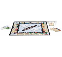 Le matériel du jeu de société Anti Monopoly