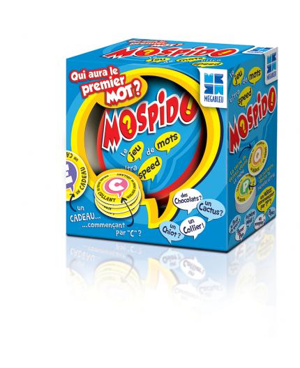 La boîte du jeu de société Mospido