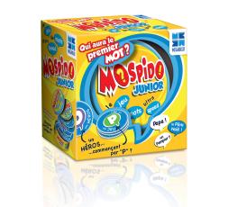 La boîte du jeu de société Mospido Junior