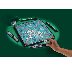 Le matériel du jeu de société Scrabble Géant
