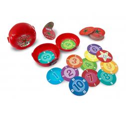 La boîte et le matériel du jeu de société Tomato